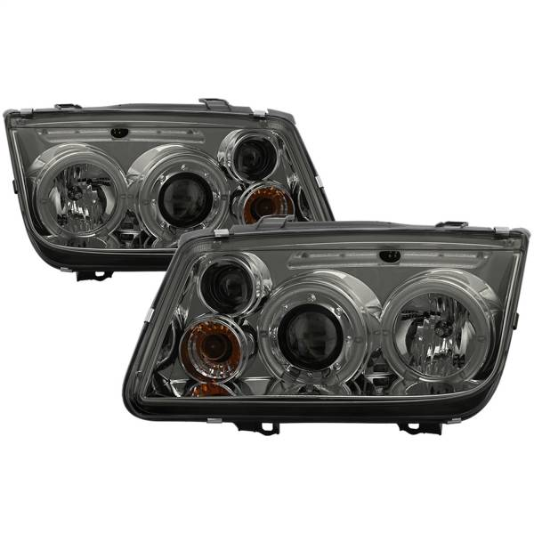 Spyder Auto - Halo LED Projector Headlights 5012272