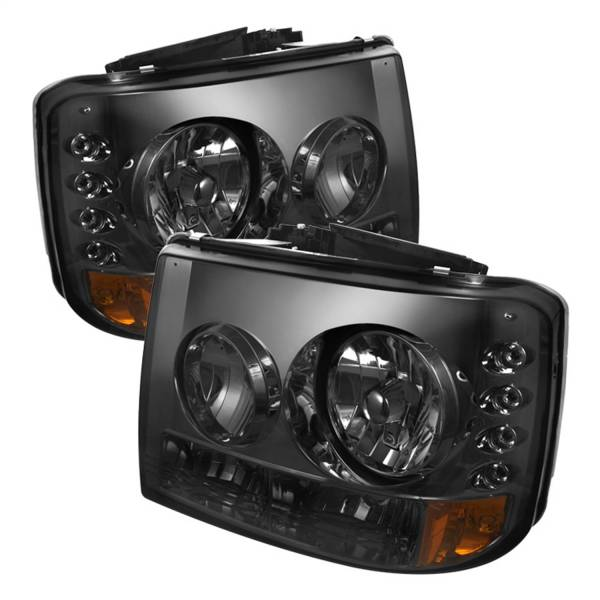 Spyder Auto - Crystal Headlights 5012463