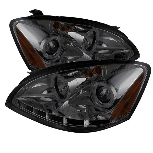 Spyder Auto - Halo LED Projector Headlights 5014849