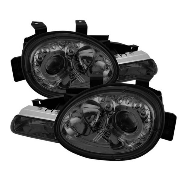 Spyder Auto - Halo Projector Headlights 5017444