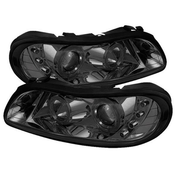 Spyder Auto - Halo Projector Headlights 5029119