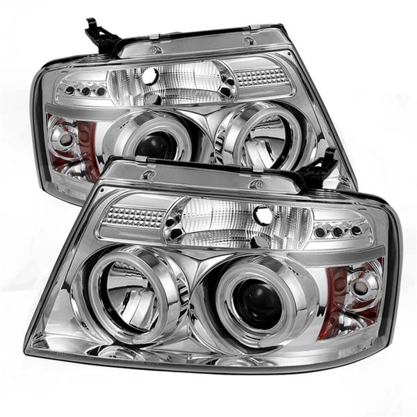 Spyder Auto - CCFL LED Projector Headlights 5030092