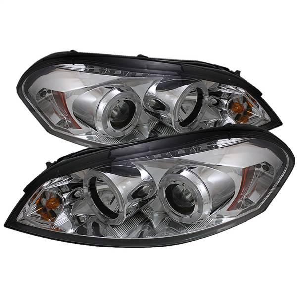 Spyder Auto - Halo LED Projector Headlights 5031709