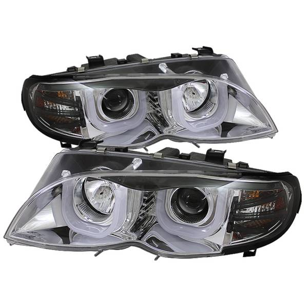 Spyder Auto - DRL Projector Headlights 5031860