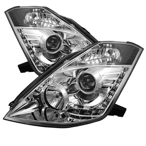 Spyder Auto - DRL LED Projector Headlights 5032218