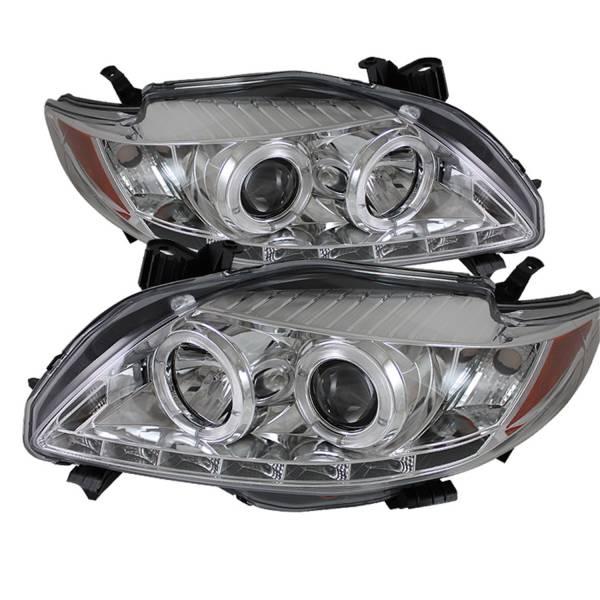 Spyder Auto - DRL LED Projector Headlights 5032508
