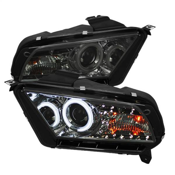 Spyder Auto - CCFL DRL LED Projector Headlights 5039354