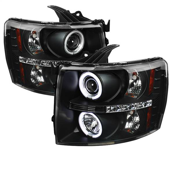 Spyder Auto - CCFL LED Projector Headlights 5033864