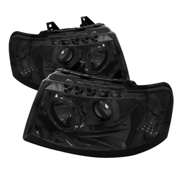 Spyder Auto - Halo LED Projector Headlights 5033918