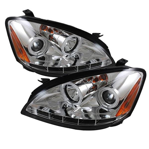 Spyder Auto - CCFL LED Projector Headlights 5033932