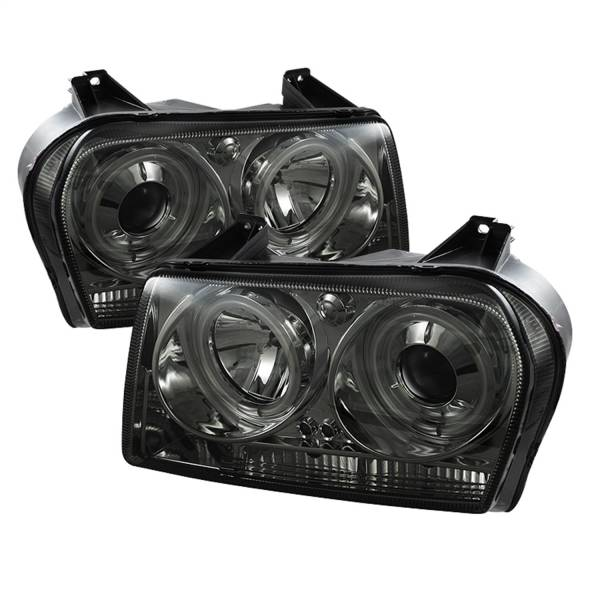 Spyder Auto - CCFL LED Projector Headlights 5039217