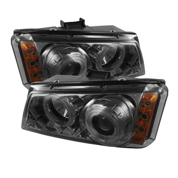 Spyder Auto - CCFL LED Projector Headlights 5039231