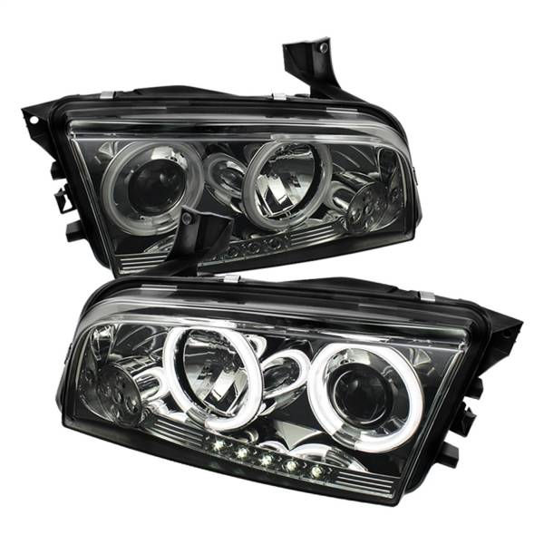 Spyder Auto - CCFL LED Projector Headlights 5039262