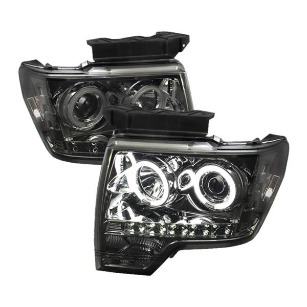 Spyder Auto - CCFL LED Projector Headlights 5039279
