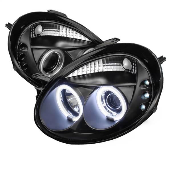 Spyder Auto - CCFL LED Projector Headlights 5039286