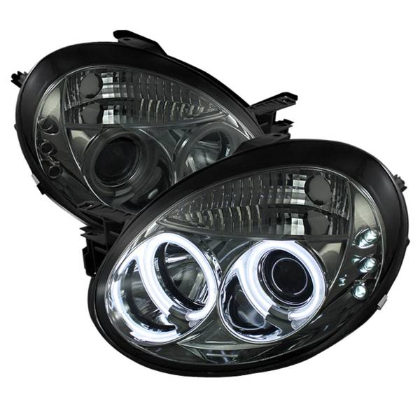 Spyder Auto - CCFL LED Projector Headlights 5039309