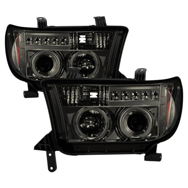 Spyder Auto - CCFL LED Projector Headlights 5039361