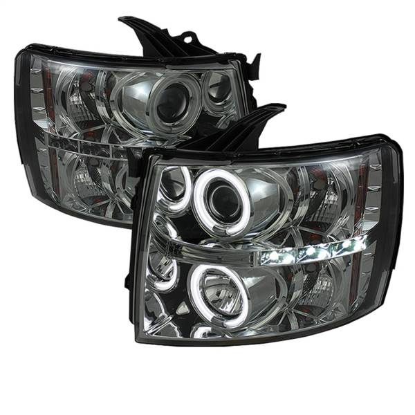 Spyder Auto - CCFL LED Projector Headlights 5039767