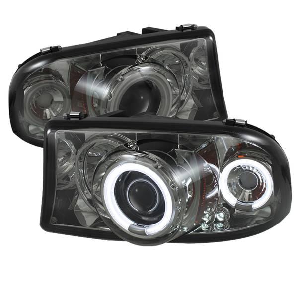 Spyder Auto - CCFL LED Projector Headlights 5039774