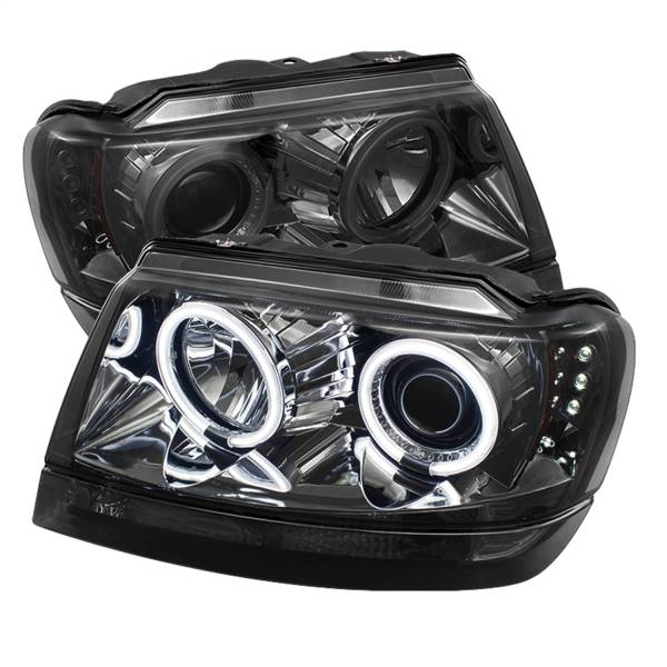 Spyder Auto - CCFL LED Projector Headlights 5039804