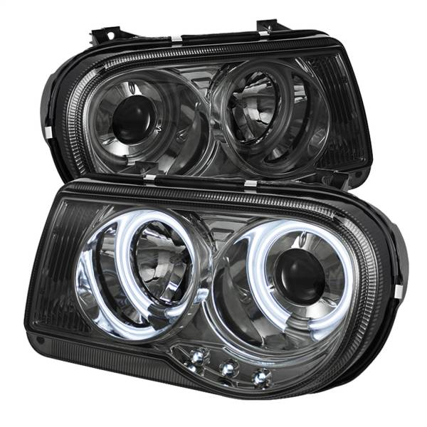 Spyder Auto - CCFL LED Projector Headlights 5041982