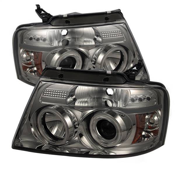 Spyder Auto - CCFL LED Projector Headlights 5042026