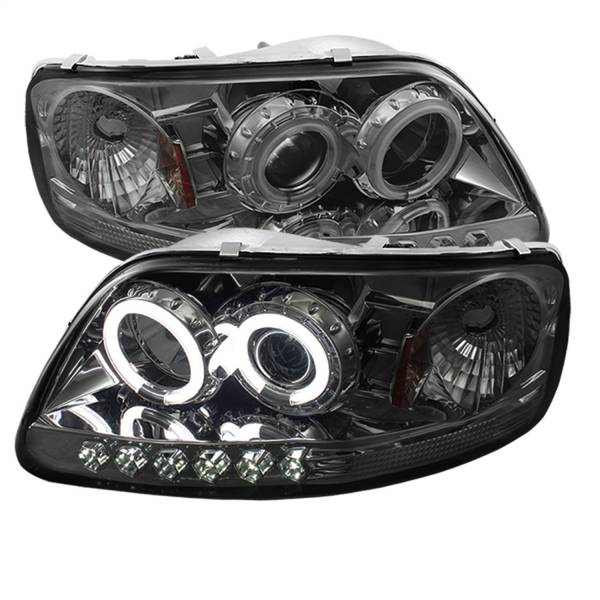 Spyder Auto - CCFL LED Projector Headlights 5042033