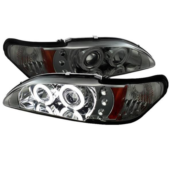 Spyder Auto - CCFL LED Projector Headlights 5042040