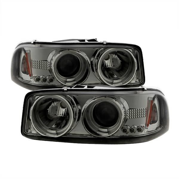 Spyder Auto - CCFL LED Projector Headlights 5064141