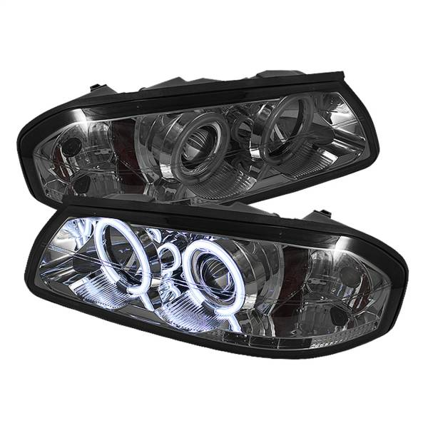 Spyder Auto - CCFL LED Projector Headlights 5064158