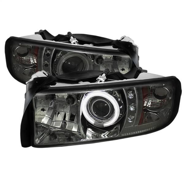Spyder Auto - CCFL LED Projector Headlights 5064165