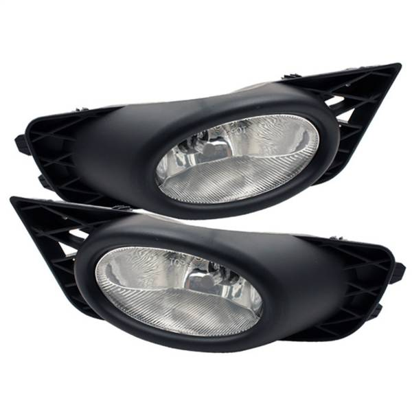 Spyder Auto - OEM Fog Lights 5020697