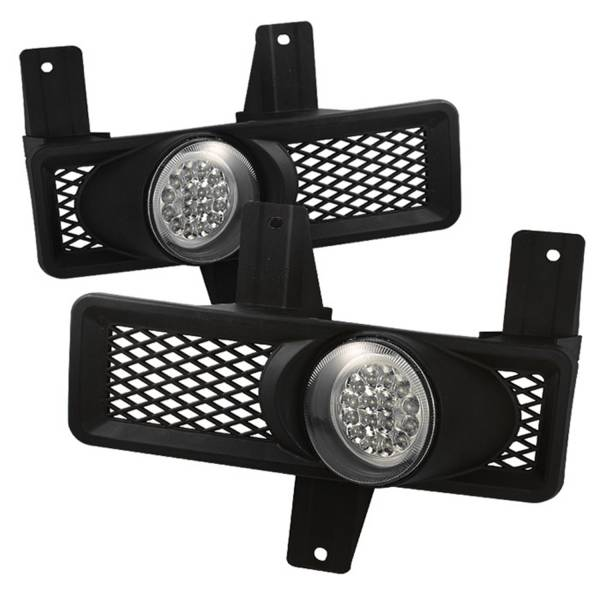 Spyder Auto - LED Fog Lights 5015624