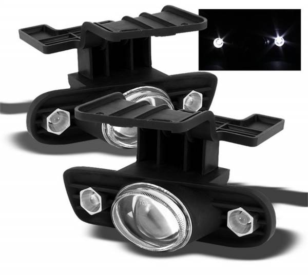 Spyder Auto - Halo Projector Fog Lights 5015822