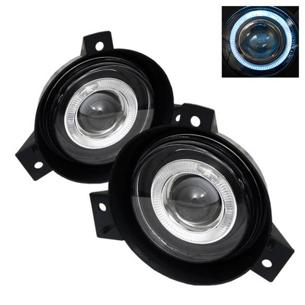 Spyder Auto - Halo Projector Fog Lights 5021380