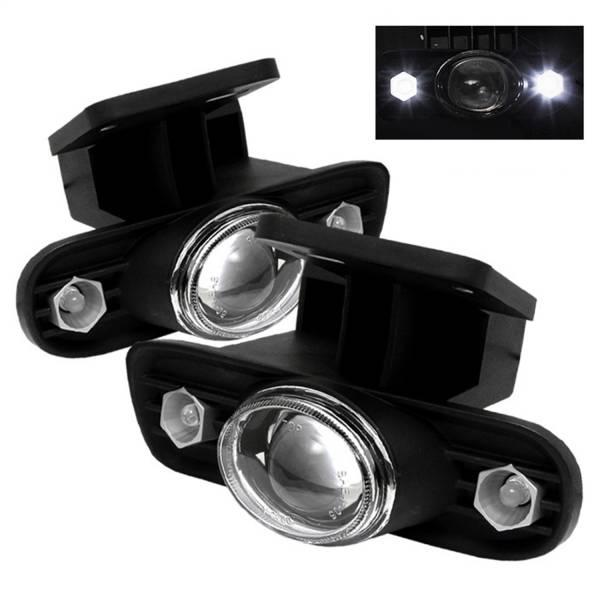 Spyder Auto - LED Projector Fog Lights 5021458