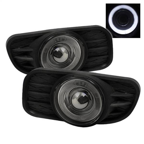 Spyder Auto - Halo Projector Fog Lights 5021502