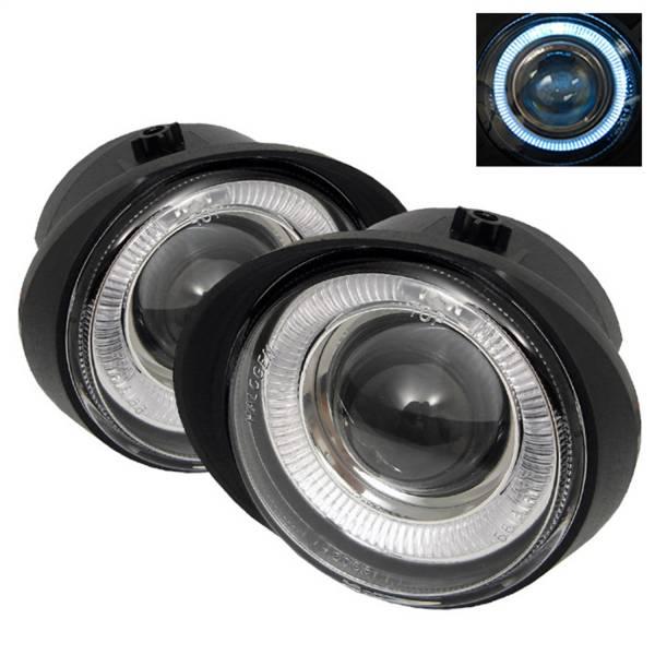 Spyder Auto - Halo Projector Fog Lights 5021557
