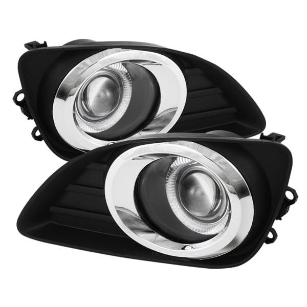 Spyder Auto - Halo Projector Fog Lights 5038708