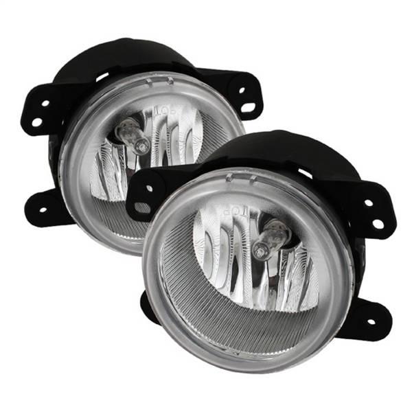 Spyder Auto - OEM Fog Lights 5015372