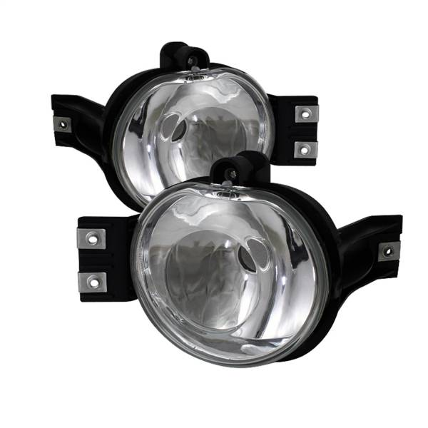 Spyder Auto - Crystal Fog Lights 5037589