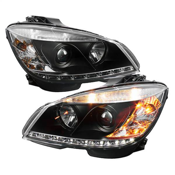 Spyder Auto - DRL LED Projector Headlights 5042262