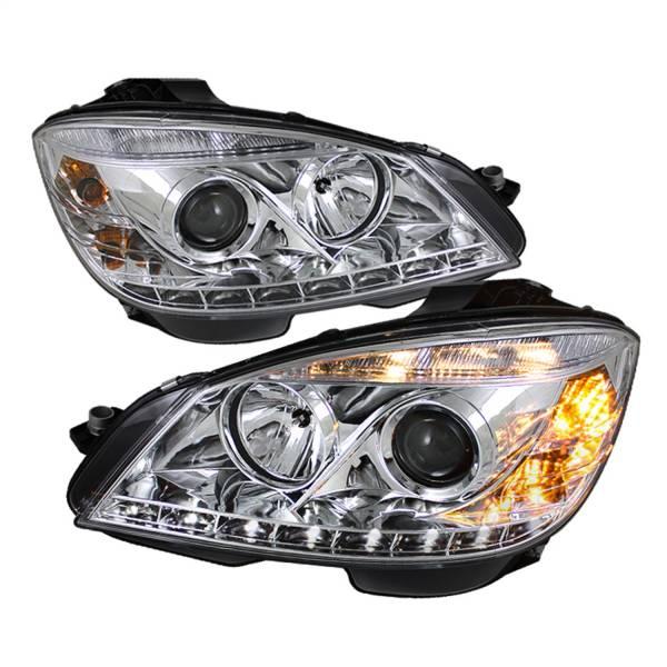 Spyder Auto - DRL LED Projector Headlights 5042255