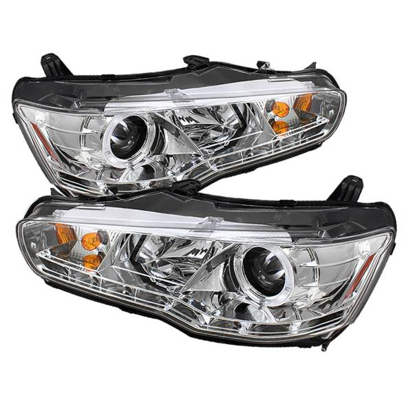 Spyder Auto - DRL LED Projector Headlights 5042224