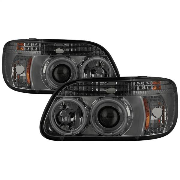 Spyder Auto - CCFL Projector Headlights 5042019