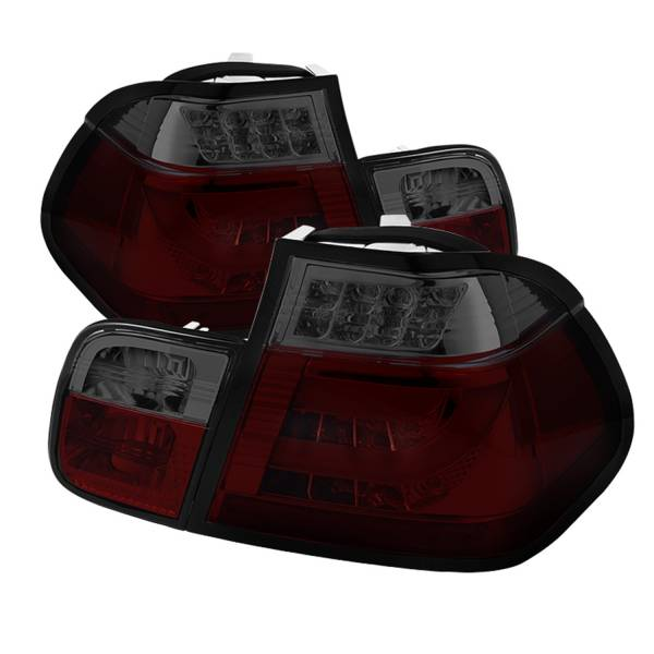 Spyder Auto - Light Bar Style LED Tail Lights 5015969