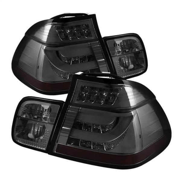 Spyder Auto - Light Bar Style LED Tail Lights 5015952
