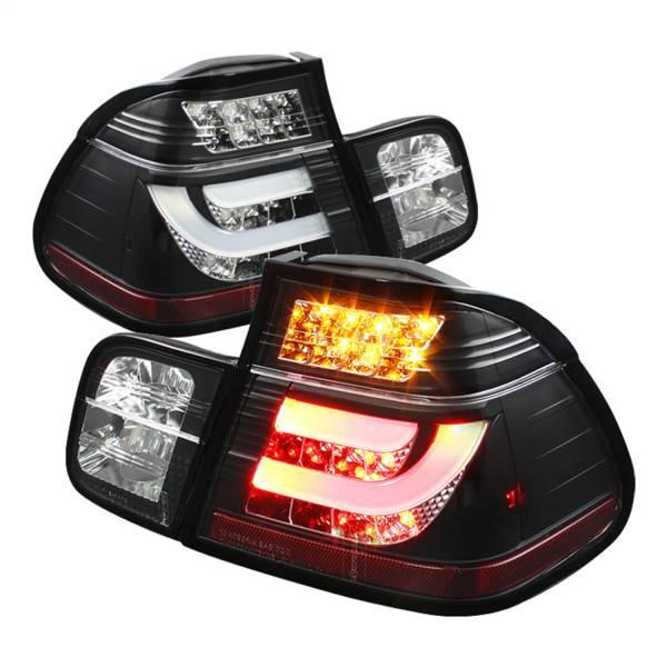 Spyder Auto - Light Bar Style LED Tail Lights 5037695