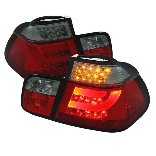 Spyder Auto - Light Bar Style LED Tail Lights 5037725