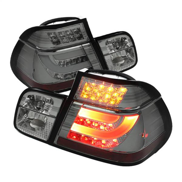Spyder Auto - Light Bar Style LED Tail Lights 5037718